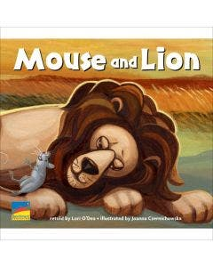 Classic Tales: Mouse and Lion - 6-Pack