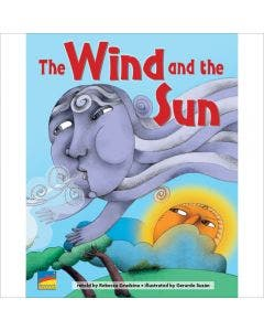 Classic Tales: The Wind and the Sun - 6-Pack