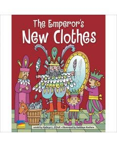 Classic Tales: The Emperor's New Clothes - 6-Pack