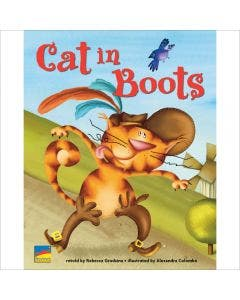 Classic Tales: Cat in Boots - 6-Pack
