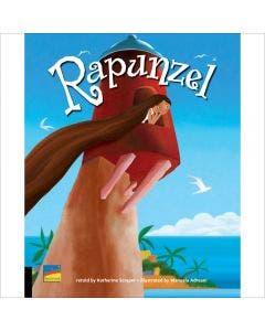 Rapunzel (English) - 6-Pack
