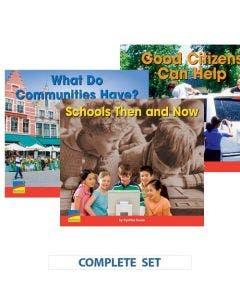Read at Home Kit Grades K-1 Social Studies