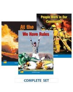 Read at Home Kit Grades 1-2 Social Studies