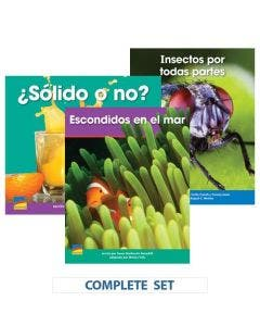 Spanish Read at Home Kit Grades 1-2 Science