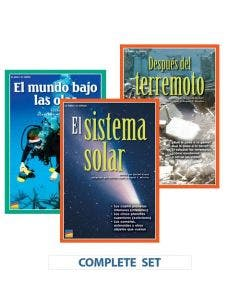 Spanish Read at Home Kit Grades 5-6 Science
