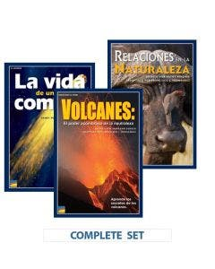 Spanish Read at Home Kit Grades 7-8 Science