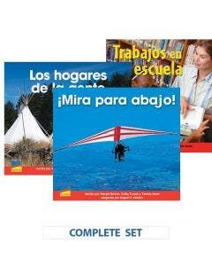 Spanish Read at Home Kit Grades K-1 Social Studies