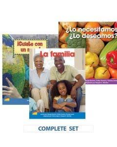 Spanish Read at Home Kit Grades 1-2 Social Studies