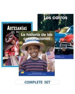 Spanish Read at Home Kit Grades 3-4 Social Studies
