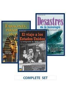 Spanish Read at Home Kit Grades 7-8 Social Studies