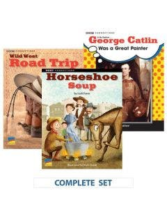 Text Connections Topic Set: The Wild West Experience (J/18)