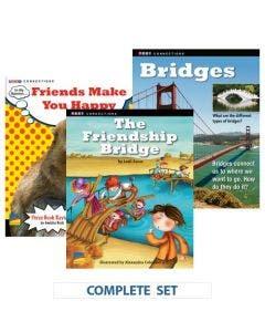 Text Connections Topic Set: Building Bridges (K/20)