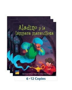 Cuentos clásicos: Aladino y la lámpara maravillosa - 6-Pack
