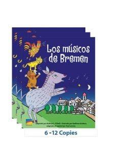 Cuentos clásicos: Los músicos de Bremen - 6-Pack