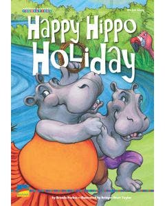 Happy Hippo Holiday - 6-Pack