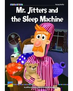 Mr. Jitters and the Sleep Machine - 6-Pack