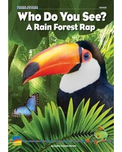 Who Do You See? A Rain Forest Rap - 6-Pack