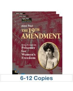 Alice Paul: The 19th Amendment - 6-Pack