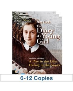 Anne Frank: The Diary of a Young Girl - 12-Pack