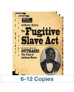 Anthony Burns: The Fugitive Slave Act - 12-Pack