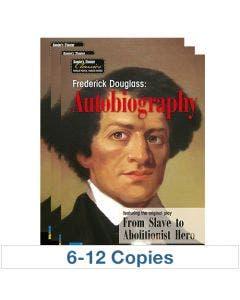Frederick Douglass: Autobiography - 12-Pack