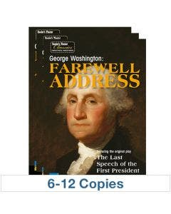 George Washington: Farewell Address - 6-Pack
