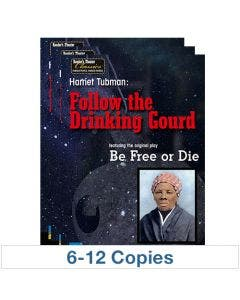 """Harriet Tubman: """"Follow the Drinking Gourd"""" - 12-Pack"""