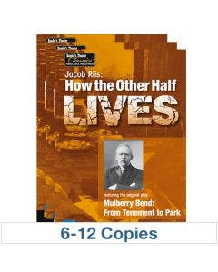 Jacob Riis: How the Other Half Lives - 6-Pack