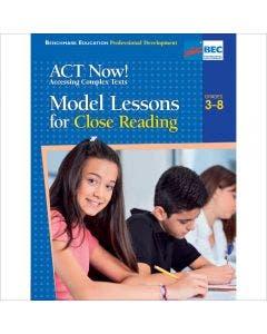 ACT Now! Grade 8 Classroom Set