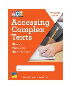 ACT Now! Gr. 4 6-Copy Consumables 1-Year