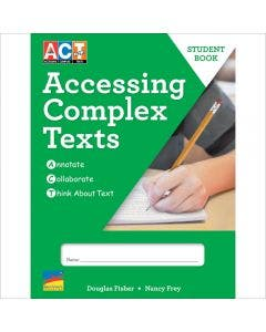 ACT Now! Gr. 5 6-Copy Consumables 1-Year