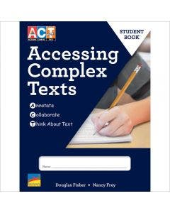 ACT Now! Gr. 6 6-Copy Consumables 1-Year
