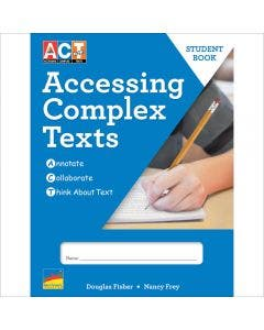 ACT Now! Gr. 7 6-Copy Consumables 1-Year