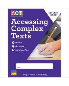 ACT Now! Gr. 8 6-Copy Consumables 1-Year