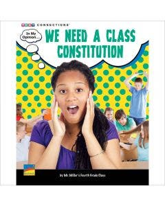 We Need a Class Constitution - 6-Pack