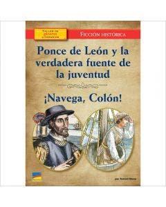 Ponce de León y la verdadera fuente de la juventud; ¡Navega, Colón! - 6-Pack