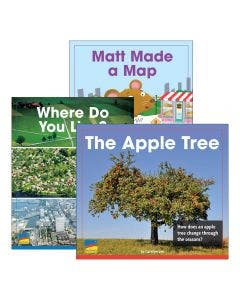 Spring Forward Grade 1 Take-Home Books 1-Year