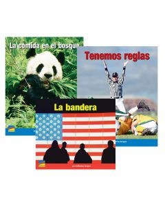 Spanish Leveled Books Collection Set II (CCI)