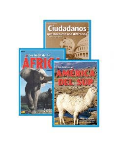 Spanish Lower Intermediate Leveled Books Set II