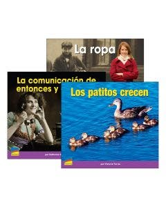 Spanish Emergent Leveled Books Single Copy Set II
