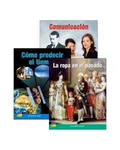 Spanish Early Leveled Books Single Copy Set