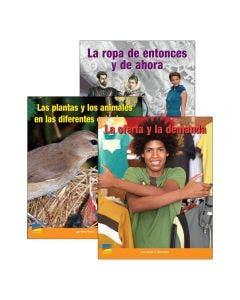 Spanish Early/Fluent Leveled Books Single Copy Set II