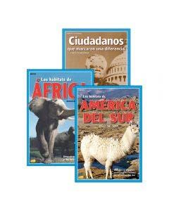 Spanish Lower Intermediate Leveled Books Single Copy Set II