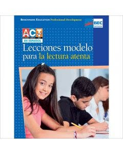 ACT Now! en español Grades 3-5 Set