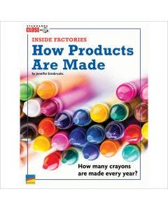 Inside Factories: How Products are Made - 6-Pack