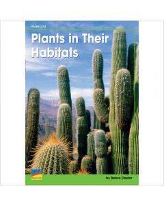 Plants in Their Habitats Big Book & 6-Pack Set