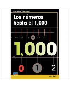 Los números hasta el 1,000 Big Book & 6-Pack Set