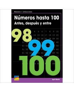 Números hasta 100 Antes, despues, y entre Big Book & 6-Pack Set