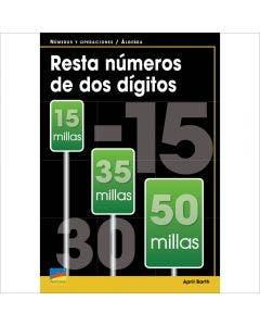 Resta números de dos dígitos Big Book & 6-Pack Set