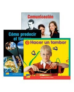 Spanish Leveled Books Complete Collection